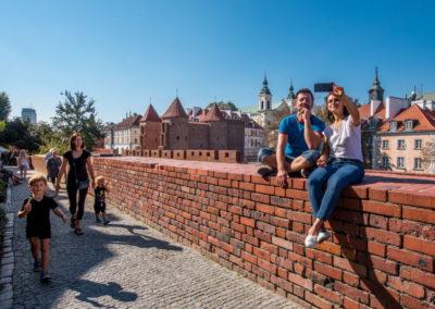 Turystyka wWarszawie – raport za2019 rok