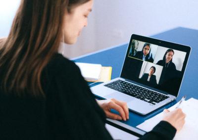 Aktualizacja dot. organizacji spotkań online