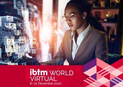 Warsaw Convention Bureau natargach IBTM World Virtual 2020