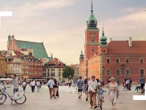 TT News – reklama Warszawy welektronicznym wydaniu
