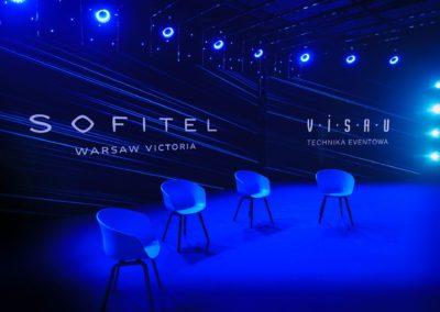 STUDIO SOFITEL WARSAW VICTORIA / VISAU