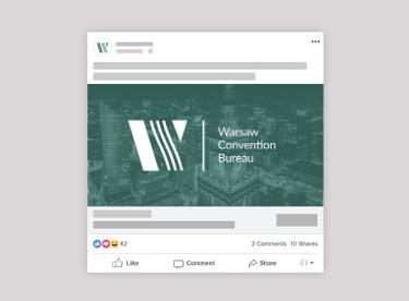 Warsaw Convention Bureau rusza znową kampanią informacyjną wmediach społecznościowych