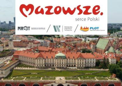 """Czwarte webinarium """"Oferta Turystyczna Polskich Regionów"""""""