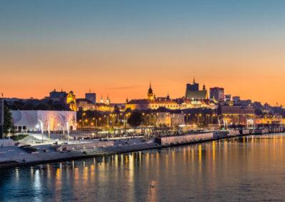 Scenariusze dla rozwoju turystyki wWarszawie do2030 roku